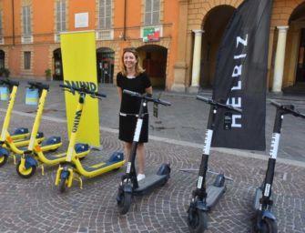 Reggio mobilità: boom su strada dei monopattini