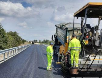 Al via dal 20 ottobre i lavori di asfaltatura sulla Sp 4 e altre quattro strade provinciali reggiane