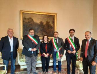 Reggio, il prefetto ha ricevuto i 4 sindaci appena eletti alle amministrative