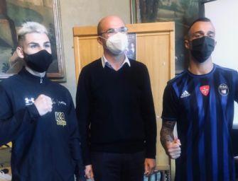 Un venerdì di grande boxe a Reggio con la doppia sfida per il Titolo italiano
